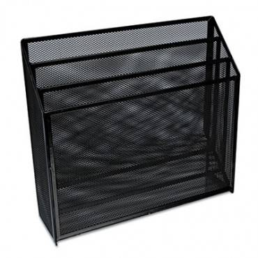 Mesh Three-tier Organizer, Black