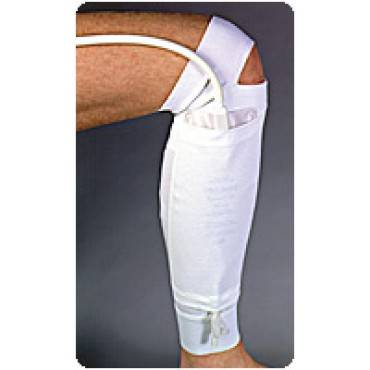 Fabric Leg Bag Holder For The Lower Leg, Large Part No. 6394 (1/ea)