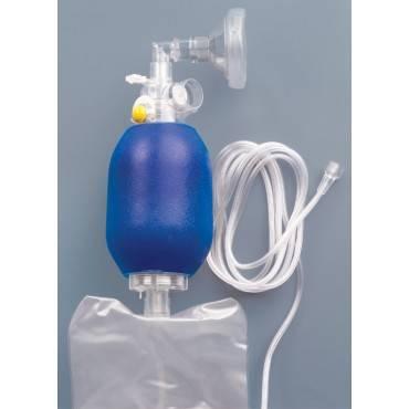 Airlife Self-inflating Resuscitation Bag, Adult, 2100ml Part No. 2k8004 (1/ea)