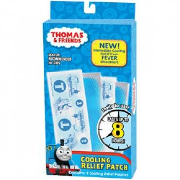 Thomas The Train Fever Patches (4/Package)