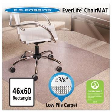 46x60 Rectangle Chair Mat, Multi-Task Series Anchorbar For Carpet Up To 3/8 Inch