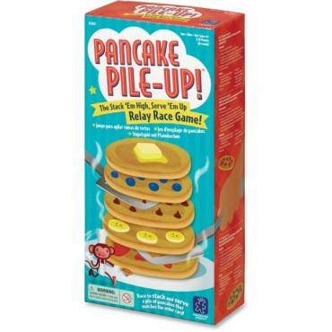 Educational Insights Pancake Pile-Up Relay Race Game (EA/EACH)