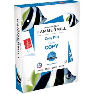 Hammermill Punched Copy Plus Multipurpose Paper (RM/REAM)