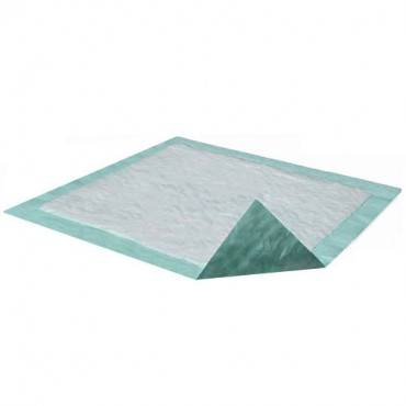 """Cardinal Health Premium Disposable Underpad For Repositioning, 30"""" X 36"""", Light Green (40/Case)"""