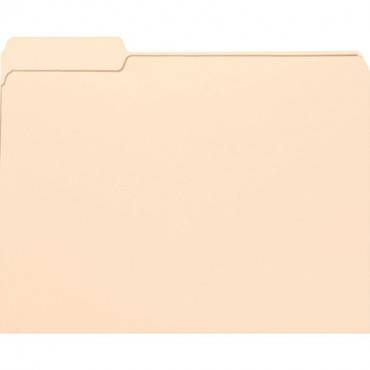 Nature Saver 1/3 Cut Manila File Folders (BX/BOX)