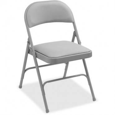 Lorell Padded Seat Folding Chairs (CA/CASE)