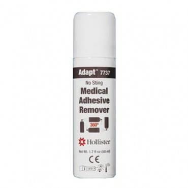Adapt Medical Adhesive Remover Spray, No Sting, 1.7 Oz. Part No. 7737 (1/ea)