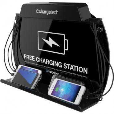 ChargeTech Wall Mount/Table Top Charging Station (EA/EACH)