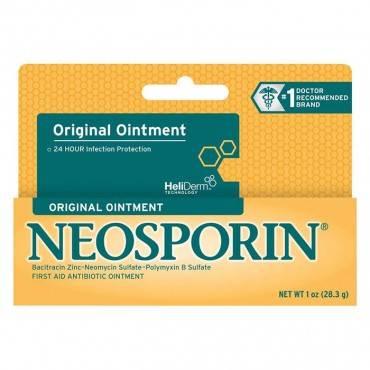 Neosporin Ointment, 1 Ounce Tube (1/Each)