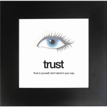 Aurora Contemporary Motivational Trust Poster (EA/EACH)