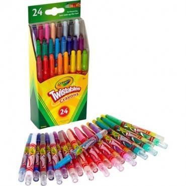 Crayola Mini Twistables Crayons (ST/SET)