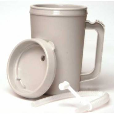 MEDICAL ACTION Insulated Pitcher Gray 22 oz. Model: H207-11