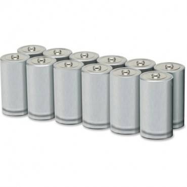 SKILCRAFT D Alkaline Batteries (PK/PACKAGE)