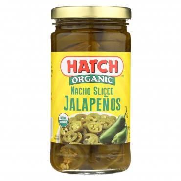 Hatch Chili Hatch Nacho Sliced Jalape?os - Jalape?os - Case Of 12 - 12 Oz.