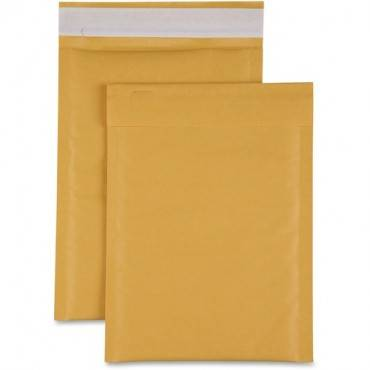 Sparco Size 1 Bubble Cushioned Mailers (CA/CASE)