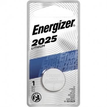 Energizer 2025 Watch/Calc. 3 Volt Battery (/)