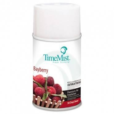 Metered Fragrance Dispenser Refills, Bayberry, 5.3 Oz, 12/carton