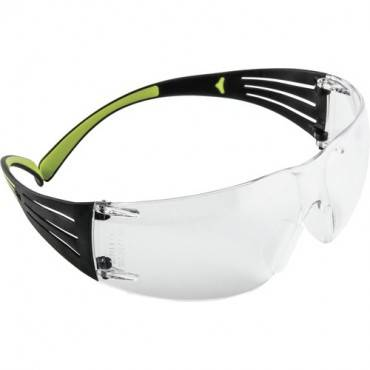 3M SecureFit, 400-Series, Protective Eyewear, SF401AF, Clear Anti-fog Lens, 20ea/cs (EA/EACH)