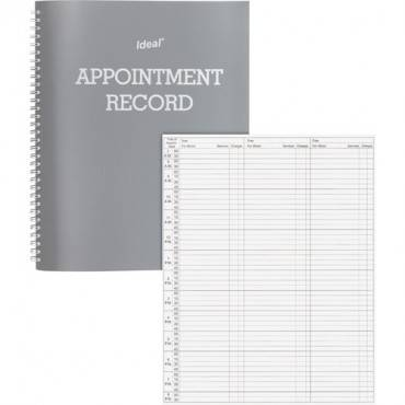 Dome Undated Spiral Appointment Book (EA/EACH)