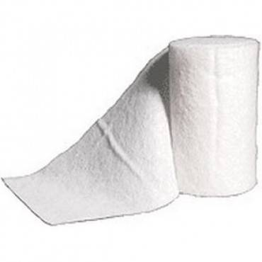 """Surepress High Compression Bandage Absorbent Padding 4"""" X 3-1/5 Yds. Part No. 650948 (6/package)"""