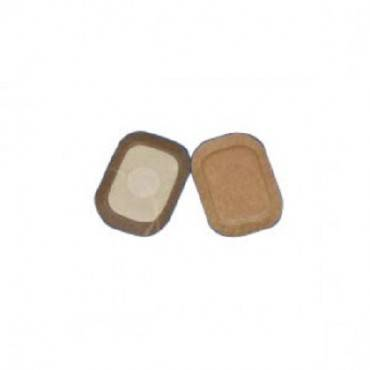 """Ampatch Style G-3 With 3/4"""" X 1 1/4"""" Rectangular Center Hole Part No. 838234000813 (50/box)"""
