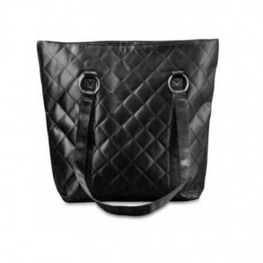 Breast Pump Tote Bag, Black (1/Each)