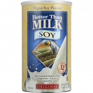 Better Than Milk Soy Powder - Vegan - Original - 25.9 oz - case of 6