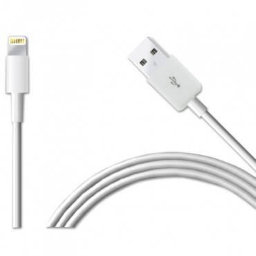 Apple Lightning Cable, 10 Ft, White