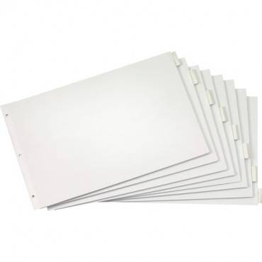 Cardinal Insertable Index Dividers (ST/SET)
