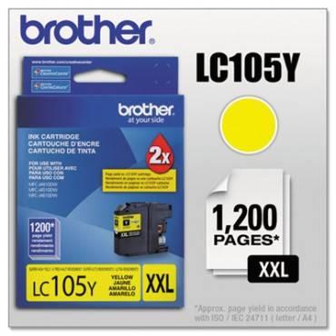 Lc105y Innobella Super High-yield Ink, Yellow
