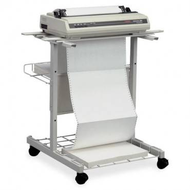 MooreCo JPM Adjustable Steel Printer Stand (EA/EACH)