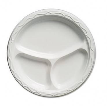 https://www.walmart.com/ip/Genpak-Aristocrat-Round-3-Compartments-101-4-Plastic-Plates-White-500-count/39071428
