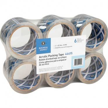 Business Source Acrylic Packing Tape (PK/PACKAGE)