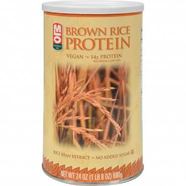 MLO Brown Rice Protein Powder - 24 oz