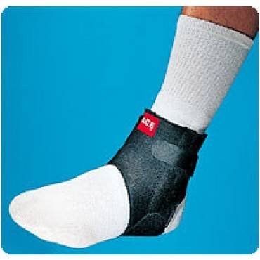 Ace Ankle Brace With Side Stabilizers Part No. 207266 (1/ea)