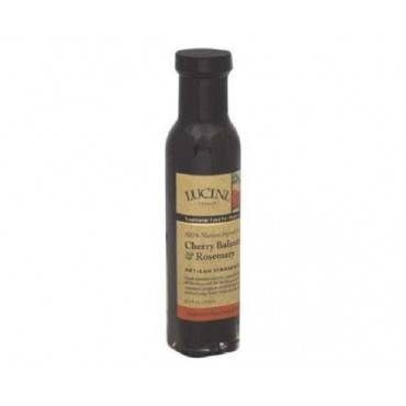 Lucini Italia Fig And Walnut Balsamic Vinaigrette - Case Of 6 - 8.5 Fl Oz.