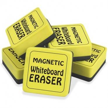 The Pencil Grip Magnetic Whiteboard Eraser (PK/PACKAGE)