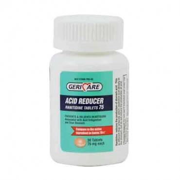 Gericare ranitidine 75 Model: 765-03-GCP (1/EA)