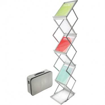 Deflecto Portable Literature Display (EA/EACH)