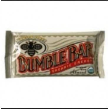 Bumble Bar Organic Sesame Bar - Amazing Almond - 1.4 oz Bars - Case of 12