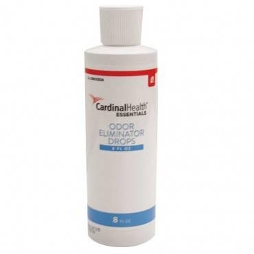 Cardinal health essentials ostomy odor eliminator drops 8 oz. bottle part no. 8ozeda (1/ea)