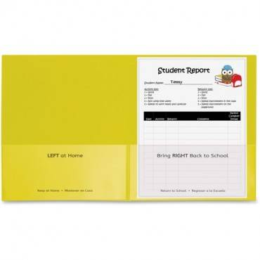 C-Line School-To-Home Folder (BX/BOX)