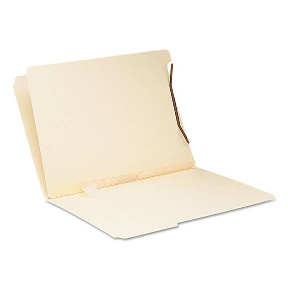 Smead Manila Self-Adhesive End/top Tab Folder Dividers, 2