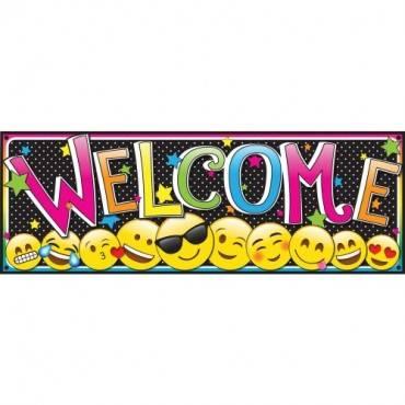 Ashley Magnetic Emoji Welcome Banner (EA/EACH)