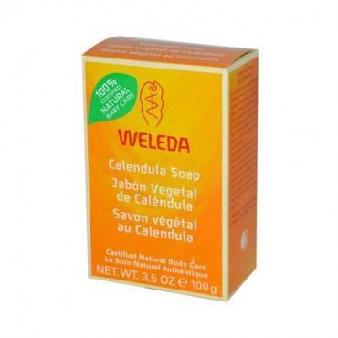 Weleda Baby Calendula Soap - 3.5 oz