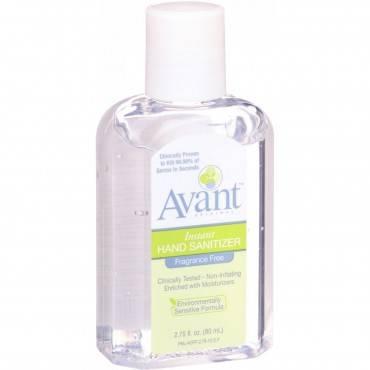 Avant Instant Hand Sanitizer - Original Fragrance Free - 2.75 oz