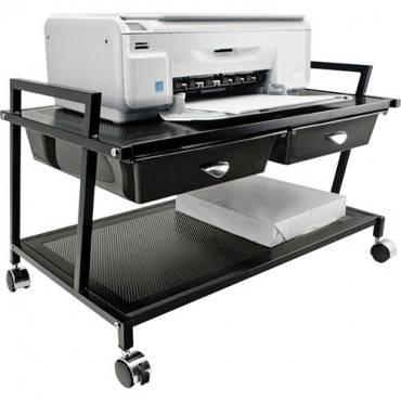 Vertiflex Underdesk Machine Stand with Drawers (EA/EACH)