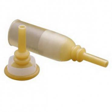 Extended Wear Male External Catheter, Intermediate 32 Mm (Tan) (30/Box)