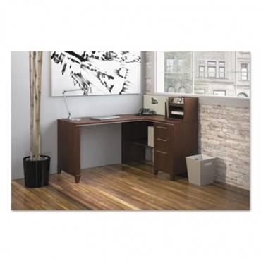 Enterprise Collection 60w X 47d Corner Desk, Harvest Cherry
