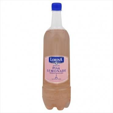 Lorina Sparkling Pink Lemonade - Case of 12 - 750 ml